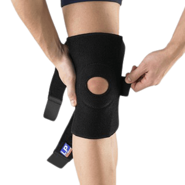 LP SUPPORT Open Patella Knee Support 1