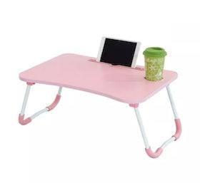 10 อันดับ โต๊ะอเนกประสงค์ ยี่ห้อไหนดี ฉบับล่าสุดปี 2021 ใช้งานง่าย เคลื่อนย้ายสะดวก มีทั้งแบบวางบนเตียง โต๊ะข้างเตียง และโต๊ะคร่อมเตียง 4