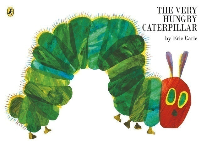 Eric Carle The Very Hungry Caterpillar 1