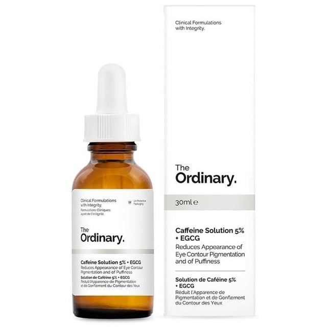 The Ordinary  Caffeine Solution 5% + EGCG 1