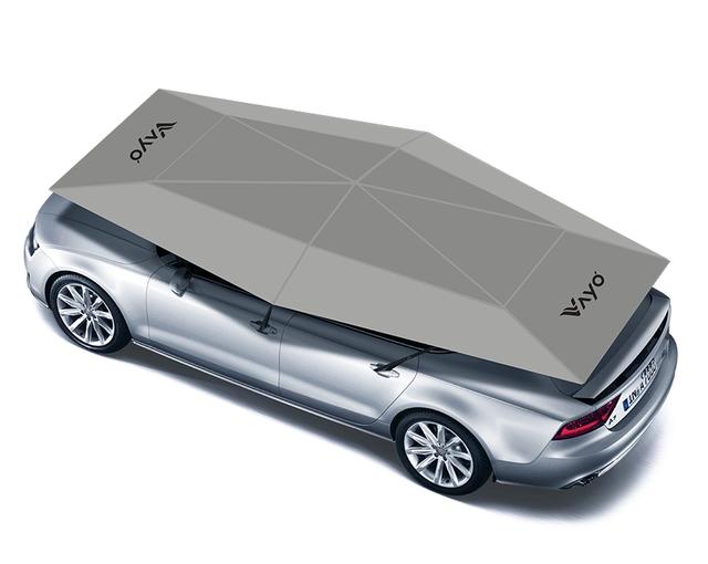 Vayo ที่บังแดดรถยนต์ แบบร่ม รุ่น Smart Car Umbrella 1