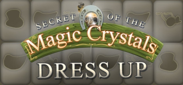 Artery Games Secret of the Magic Crystals - Dress Up 1