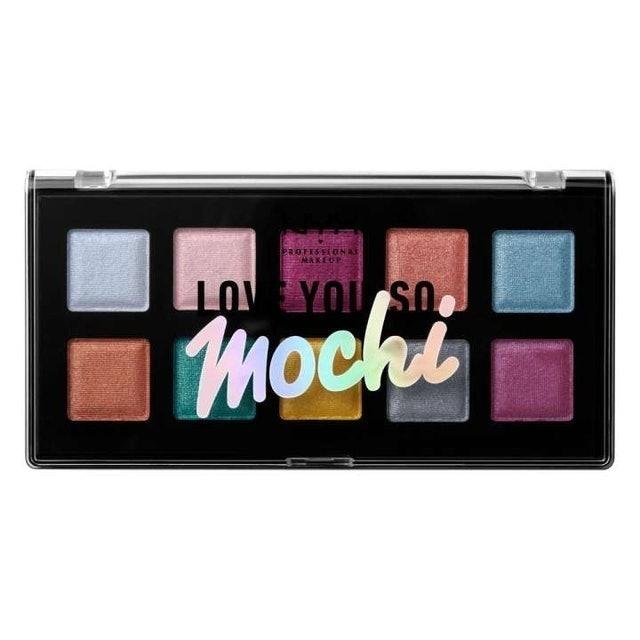 NYX Professional Makeup  Love You So Mochi Eyeshadow Palette 1