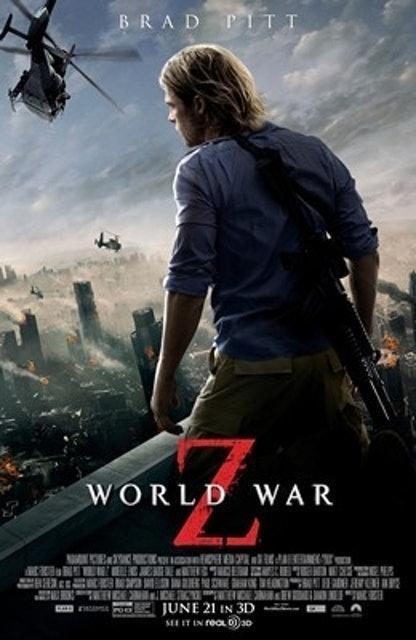 Paramount Pictures World War Z 1
