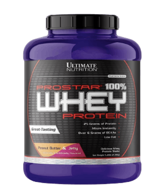 Ultimate Nutrition ProStar Whey Protein  1