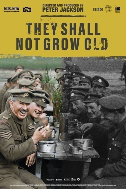 Warner Bros. Pictures They Shall Not Grow Old 1