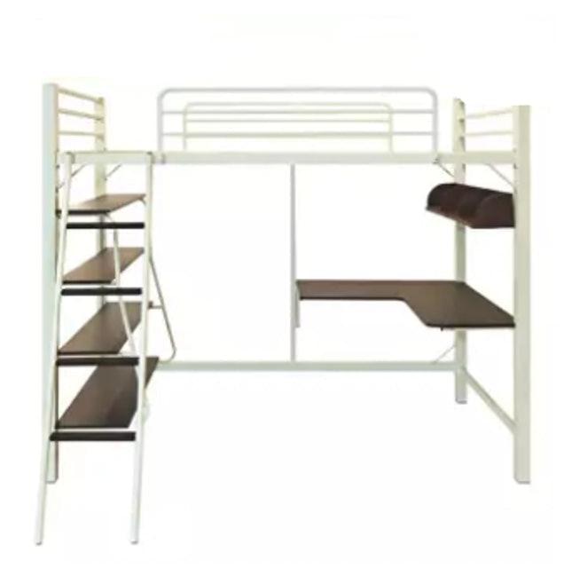 MR.CARLINO เตียงเหล็ก 2 ชั้น Aloha Loft 1