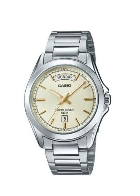 Casio นาฬิกาข้อมือผู้ชาย GENERAL รุ่น MTP-1370D-9AVDF 1