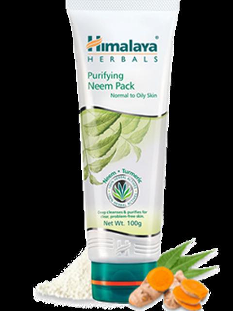 Himalaya  Purifying Neem Face Pack 1