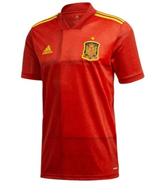 ADIDAS  เสื้อฟุตบอลทีมชาติเสเปน 2020 ชุดเหย้า 1