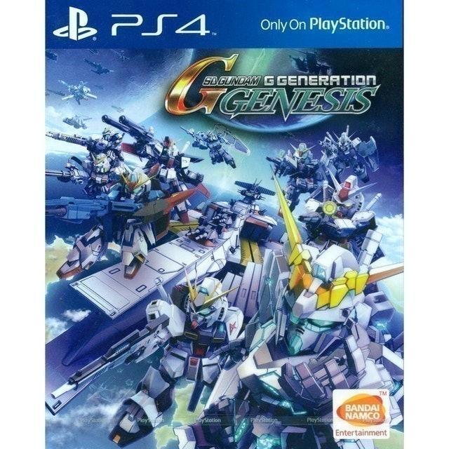 BANDAI NAMCO Entertainment Inc. SD Gundam G Generation Genesis 1