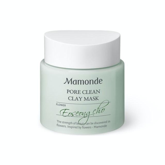 Mamonde มาส์กหน้าเกาหลี Pore Clean Clay Mask 1