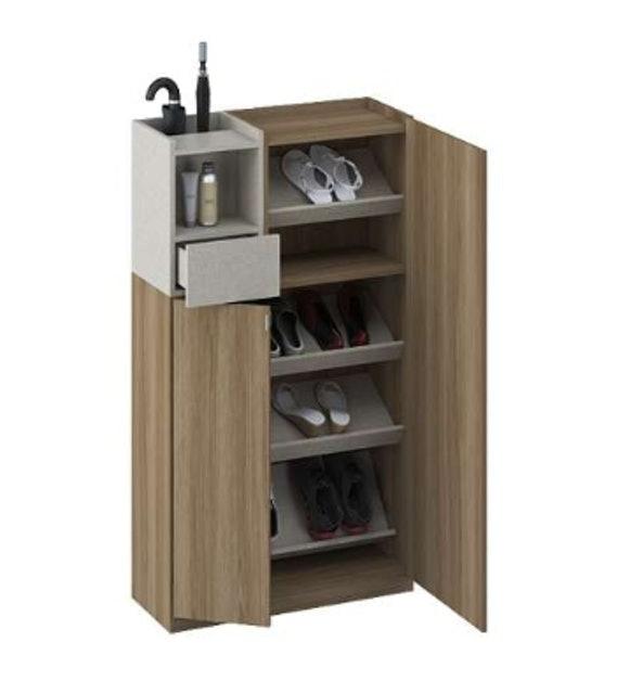 SB Furniture ตู้รองเท้า รุ่น Eva 1