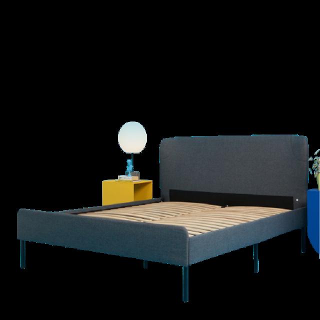 Lunio Bedding เตียงนอน 6 ฟุต 1