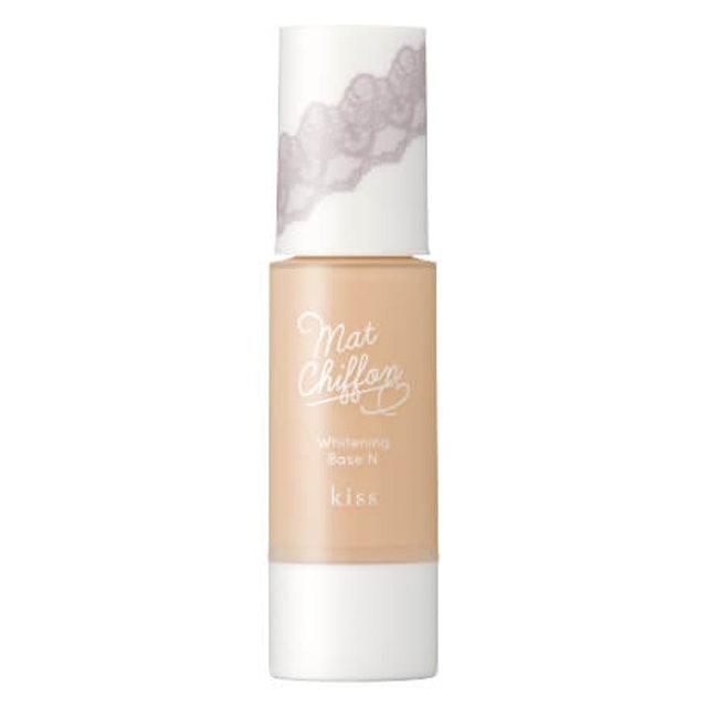 KISS Mat Chiffon UV Whitening Base N 1