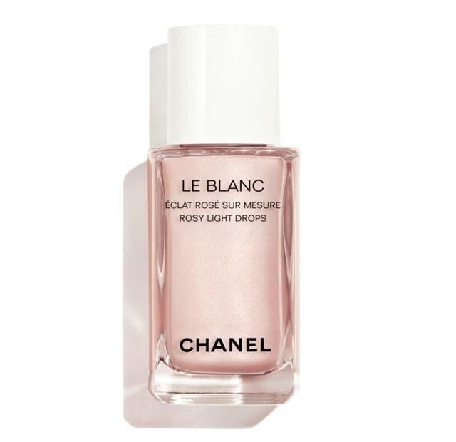 Chanel Le Blanc Rosy Light Drops 1