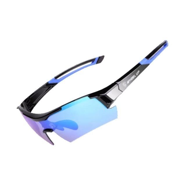 WHEEL UP แว่นกันน้ำ แว่นขี่จักรยานกันแดดและกันน้ำ รุ่น WP-104A 1