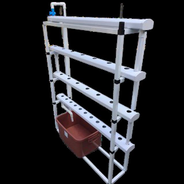 Hydroboxs ชุดปลูกผักไฮโดรโปนิกส์แนวตั้ง 1