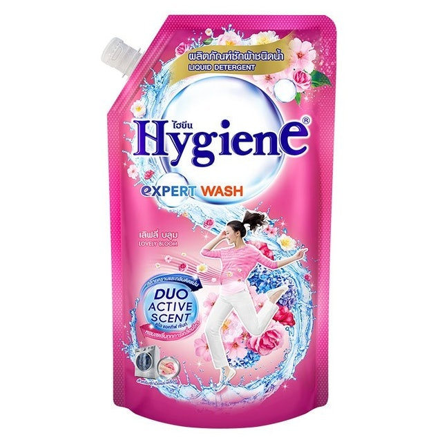 Hygiene Expert Wash Concentrated Liquid Detergent Lovely Bloom 1