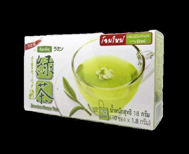 ระมิงค์ ชาเขียวมะลิ ชาเขียวญี่ปุ่นมะลิ 1