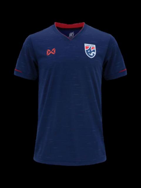 Warrix เสื้อแข่งผู้ชายทีมชาติไทย ชุดเหย้า 2019 1