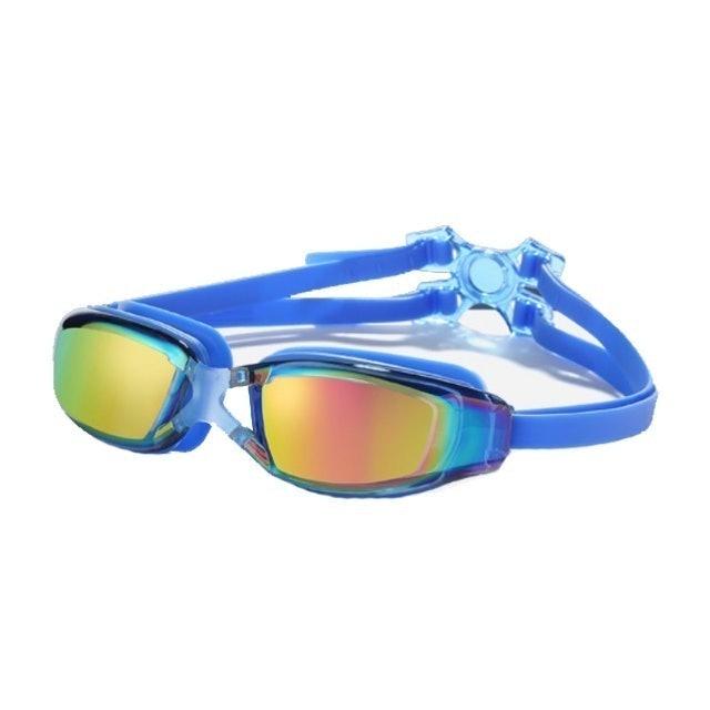 QILRNG แว่นกันน้ำ กระจกสีรุ้ง รุ่น MC2800 1