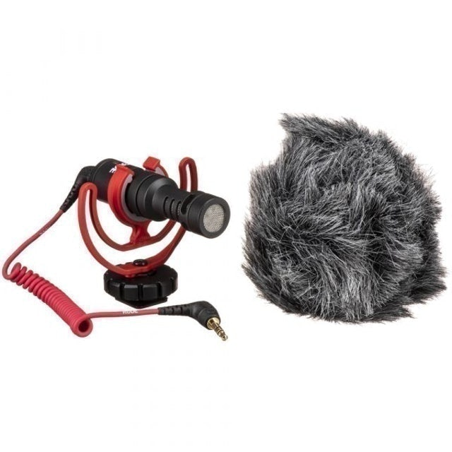 RODE VideoMicro Compact On-Camera Microphone 1