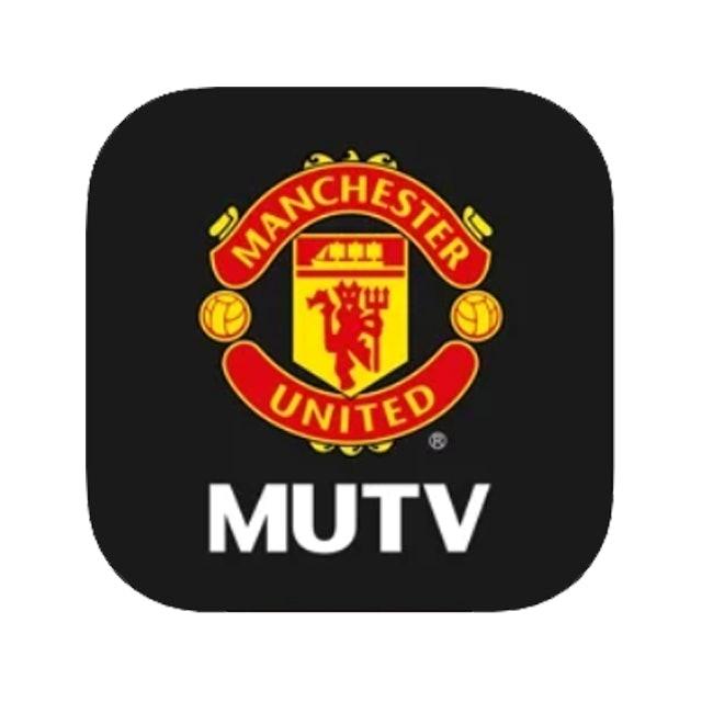 Manchester United FC แอปดูบอลสด MUTV - Manchester United TV 1