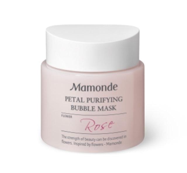 Mamonde  Petal Purifying Bubble Mask 1