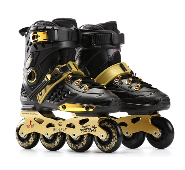 No Brand รองเท้าโรลเลอร์เบลด Skates for Adults Rollerblades Inline Roller Skates For Girls And Boys Men And Ladies 1