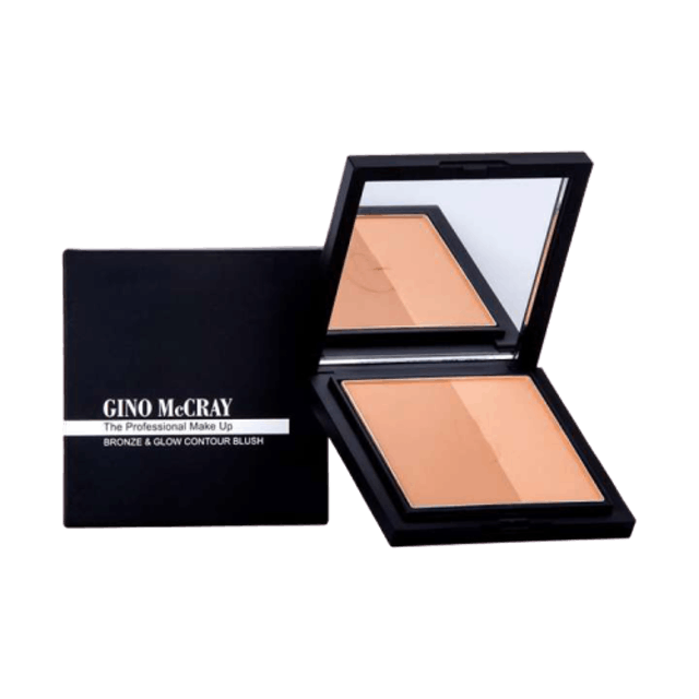 GINO McCray The Professional Make Up Bronze & Glow Contour Blush  1