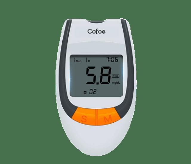 Cofoe เครื่องวัดน้ำตาล รุ่น GLM-77  1
