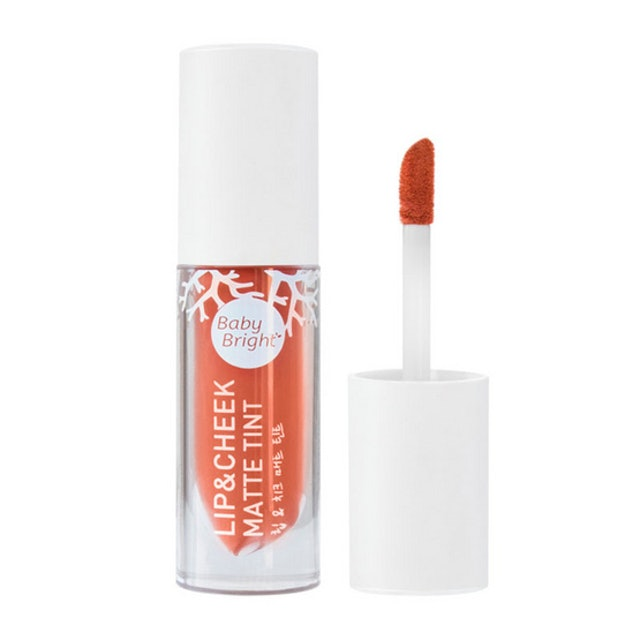 Baby Bright Lip & Cheek Matte Tint 1