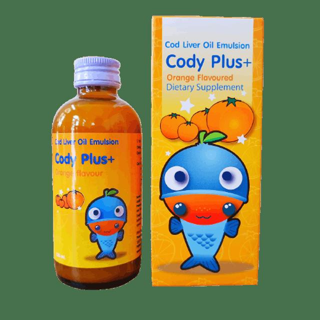 Preventive Life Group Cod Liver Oil Emulsion 1