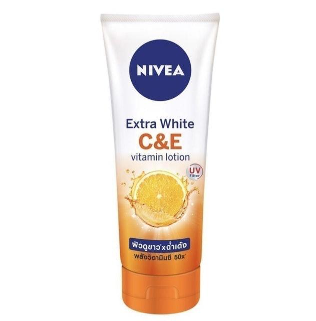 NIVEA  โลชั่น Extra White C and E Vitamin 1