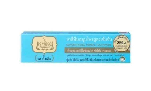 เทพไทย ยาสีฟันสมุนไพร รสดั้งเดิม 1