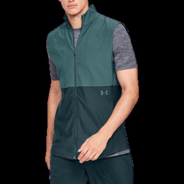 UNDER ARMOUR เสื้อกั๊กเดินป่า รุ่น UA Men's Vanish Hybrid Vest 1