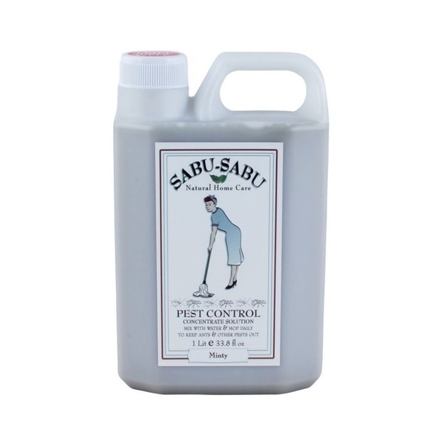 SABU-SABU น้ำยาถูพื้น : Pest Control Floor Cleaner 1