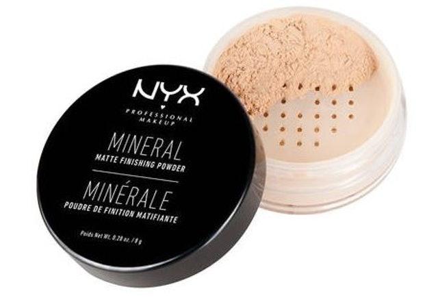 NYX Professional Makeup Mineral Finishing Powder 1