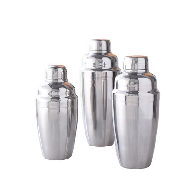 Jario  แก้วเชค Stainless Cocktail Shaker Mixer 1