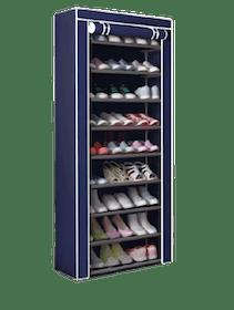 10 อันดับ ชั้นวางรองเท้า ตู้เก็บรองเท้า ยี่ห้อไหนดี ฉบับล่าสุดปี 2021 เก็บรองเท้าได้เยอะ คุณภาพดี ทนทาน ดีไซน์สวย เป็นของแต่งบ้านได้ 5