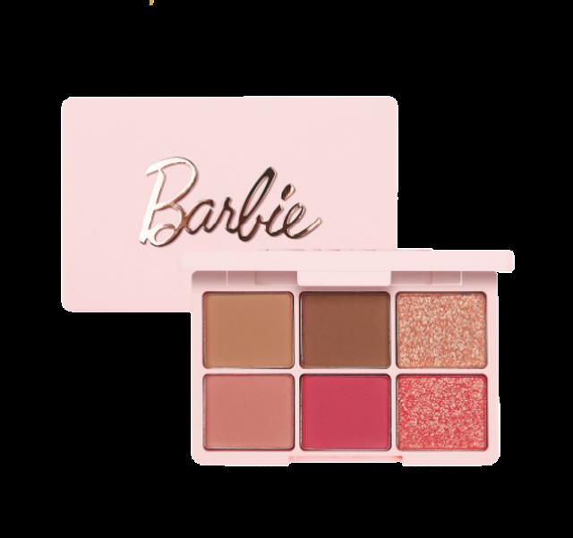 Eglips Eglips x Barbie Color Fit Eye Palette 1