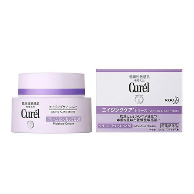 Curel Aging Care Series Moisture Cream 1