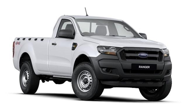 Ford  รถกระบะ Ranger StandardCab 2.2L XL 4X4 6MT 1