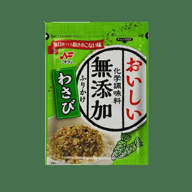 Nichifuri ผงโรยข้าว รสวาซาบิ 1