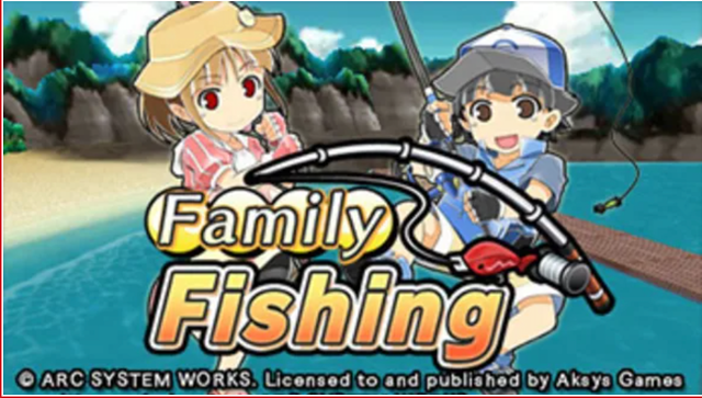 Arc System Works Family Fishing 1