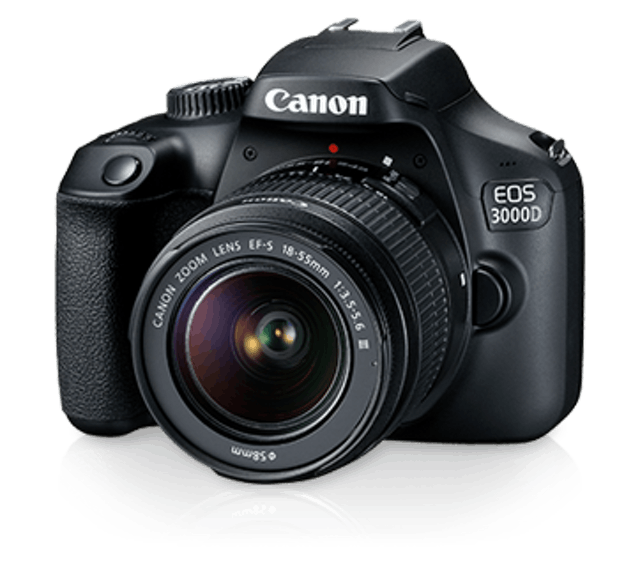 Canon EOS 3000D Kit (EF S18-55 III) 1