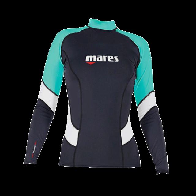 Mares ชุด Rash Guard รุ่น Trilastic Lady AQ LS 1