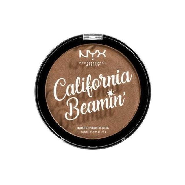 NYX Professional Makeup California Beamin' Face & Body Bronzer 1