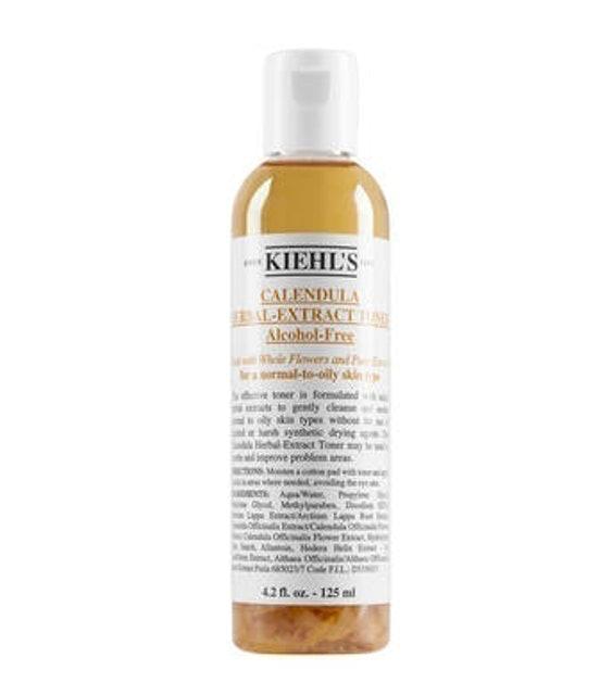 Kiehl's Calendula Herb Extract Alcohol-Free Toner 1